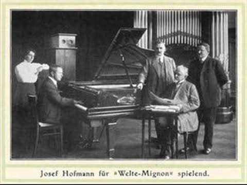 Hofmann: Liszt Hungarian Rhapsody #2 (1922)