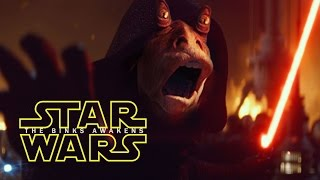 Star Wars: The Binks Awakens - Trailer # 2