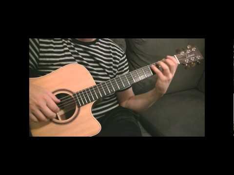 Nils Holgersson - Acoustic Guitar by Kyösti Rautio