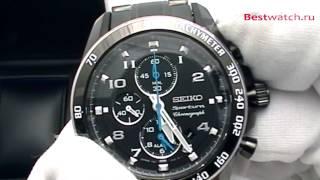 Обзор мужских часов Seiko Sportura SNAE77J1