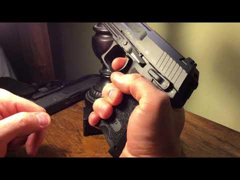 Hk Usp Compact 9mm part 2
