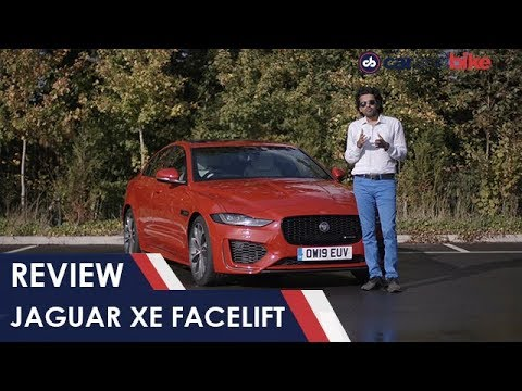2020 Jaguar XE Facelift Review | carandbike