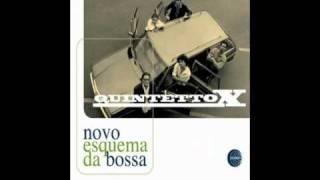 Quintetto X - Luce Del Sud - novo esquema da bossa