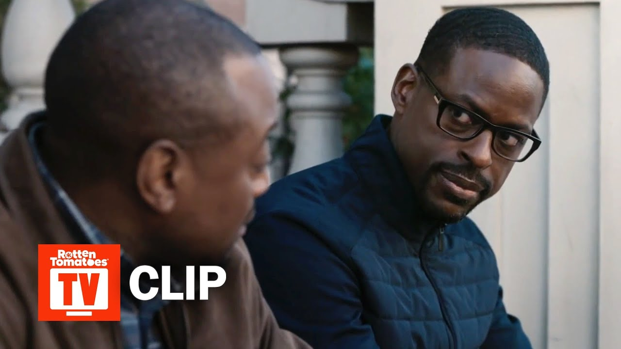 This Is Us S04 E11 Clip   'Darnell Tries to Convince Randall to Go to Therapy'   Rotten To
