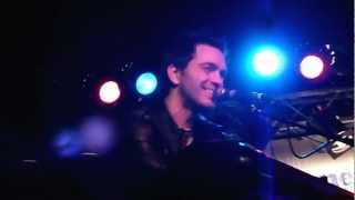 Andy Grammer - Fine By Me - Brighton Music Hall 2/11/12