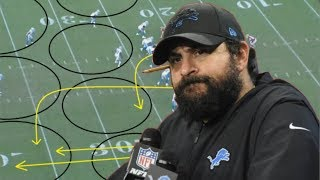 Film Study: The Detroit Lions coaching staff is costing them football games