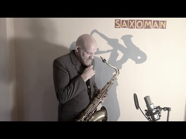 Despacito - Luis Fonsi feat. Daddy Yankee (cover by Saxoman)