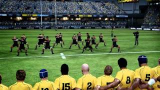 Jonah Lomu: Rugby Challenge 2011 Official Trailer [HD]