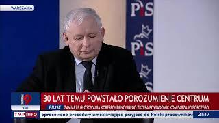 Jarosław Kaczyński o Lechu Wałęsie
