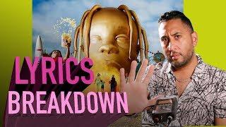 Stop Trying To Be God Lyrics Breakdown   Travis Scott Astroworld