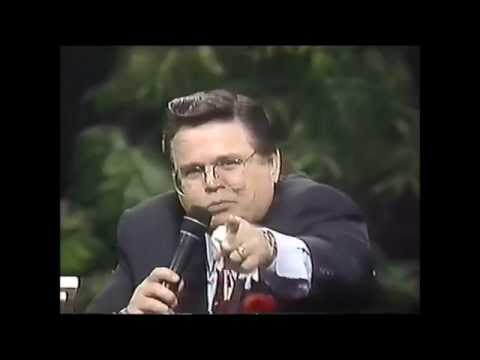 Dominion Camp Meeting 1994 - John Hagee - One Nation Under God