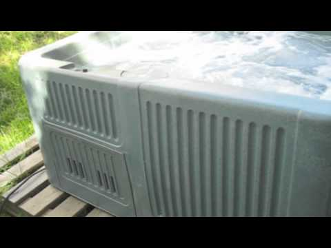 Used Dreammaker 4 Person 115v Plug N Play Hot Tub Spa Nashville The Guy