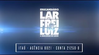 Institucional Lar de Frei Luiz - Projetos sociais
