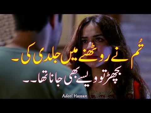 2 Line Sad Poetry  Jhon Elia Heart Touching Shayri Sad Shayri  Rj Adeel Poetry 