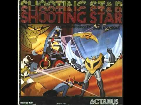 Actarus  Goldrake Shooting Star