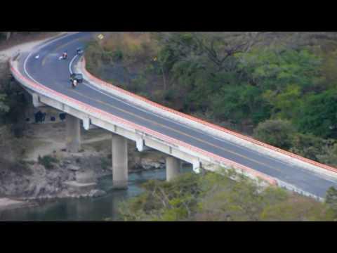Puente Santa Rosa Guachipilin El Salvador Centroamérica