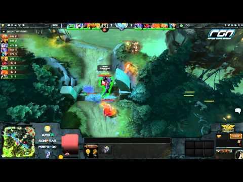 Armaggeddon Grand Slam Asia 2013 Qualifiers - Matsuri vs Oblique Gaming
