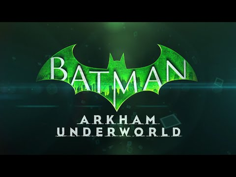 Batman: Arkham Underworld - Apple iOS Trailer
