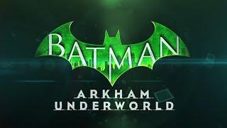 Batman: Arkham Underworld - Apple iOS Trailer