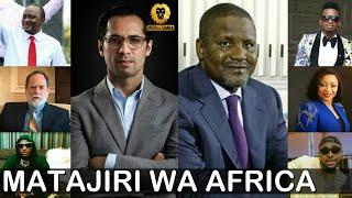 List Ya Matajiri Wa Africa mwaka 2019 Imetangazwa Rasmi,Dangote aendelea Kushika namba Moja.