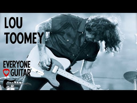 Lou Toomey Interview - Keith Whitley, Faith Hill, Brooks & Dunn - Everyone Loves Guitar