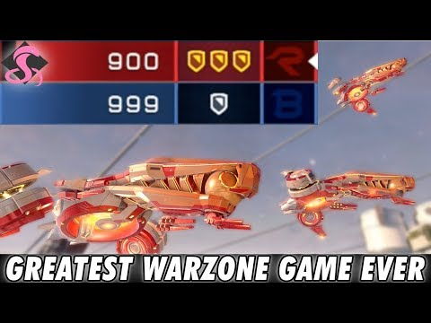 The GREATEST 12v12 Warzone Match EVER!!! (Reactions Included) - Halo 5