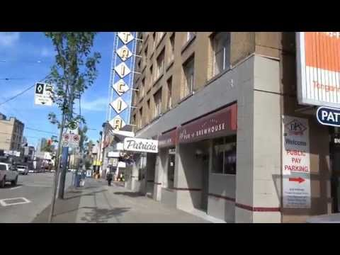 Patricia Hotel - East Hastings - Vancouver BC
