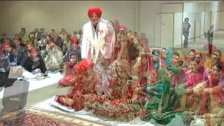 YouTube   Indian Punjabi Wedding  Gurdas Mann   Kudiye   Very Emotional Doli