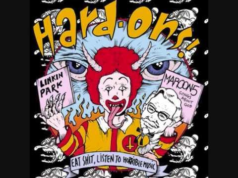 Hard Ons . i do ido i do ( 4 track )