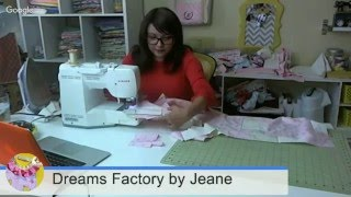 Colcha Berço – Parte 5 – Dreams Factory by Jeane