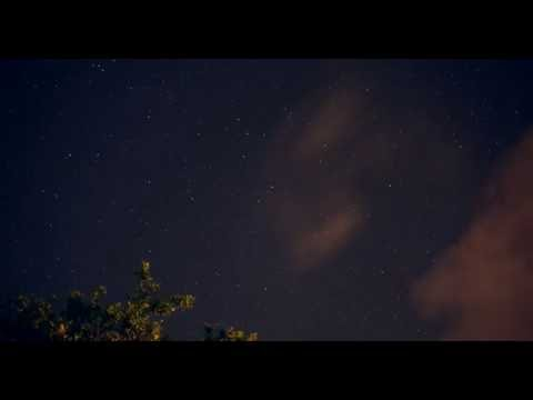 Belize Coast Night Time-lapse 4K