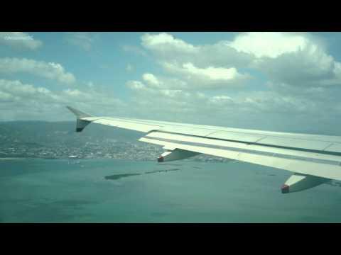 ✈ SilkAir A320 Landing at Cebu Mactan