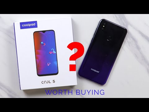 Coolpad Cool 5 Review : Really Cool ?