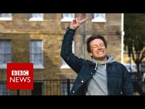Jamie Oliver on sugar tax: 'A big moment in child health' - BBC News