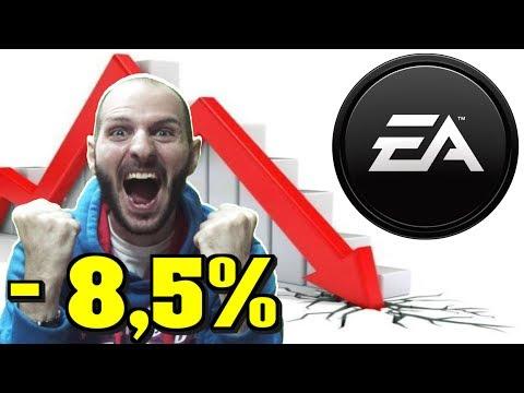 ¡¡¡LAS ACCIONES DE EA CAEN EN PICADO!!! - Sasel - Bolsa - Electronic Arts - Noticias