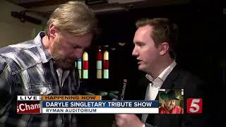 Daryle Singletary Remembered In Tribute Concert