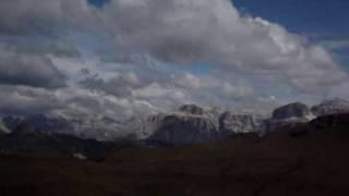 Val di Fassa: On Sas d