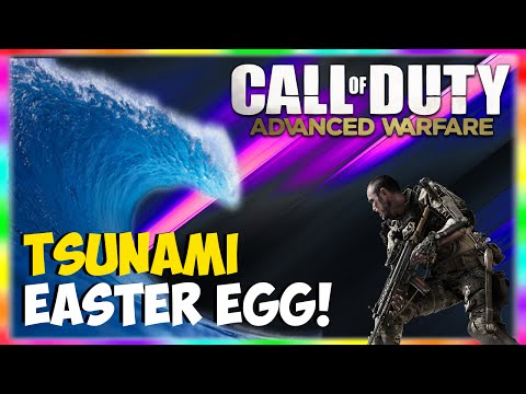 Advanced Warfare Easter Eggs: