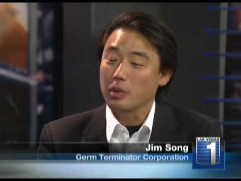 Germ Terminator -In Business Las Vegas News Feature