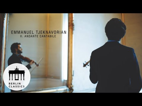 emmanuel-tjeknavorian---violin-concerto:-ii-andante-cantabile- -loris-tjeknavorian-(music-video)