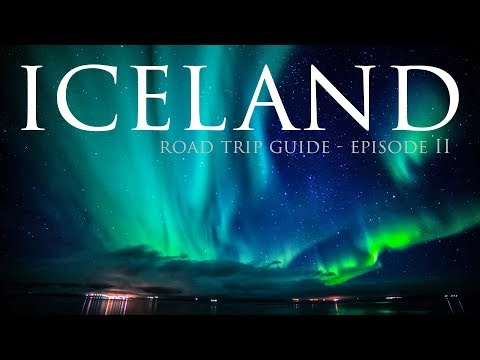 Finding Northern Lights in Iceland - Iceland Road Trip Guide (Ep 2)