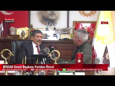 MİSİAD Genel Başkanı Feridun Öncel
