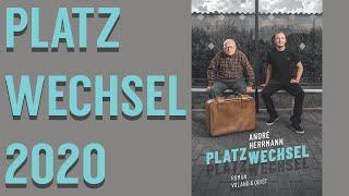 André Herrmann: Platzwechsel 2020 – Die Lesung zur 2. Welle (1/8)
