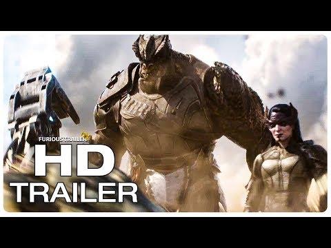 AVENGERS INFINITY WAR Black Order Destroys Wakanda Trailer (2018) Superhero Movie Trailer HD