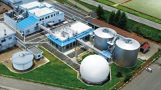 生ごみバイオガス発電