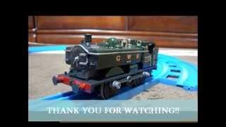 Custom Plarail~GWR 57xx class loco~