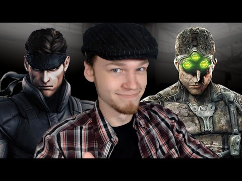 Let's Watch DEATH BATTLE | Solid Snake VS Sam Fisher
