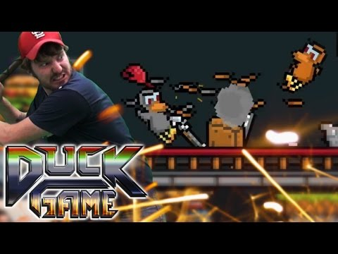 Attack of the Ducks | Duck Game Gameplay