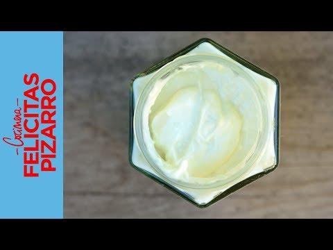 Alioli (sin huevo!)   Felicitas Pizarro
