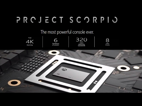 The Xbox Scorpio Release Date Accidentally Leaked!?!!